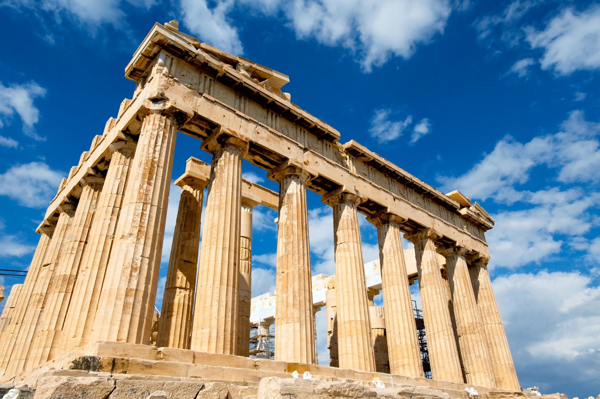 Greckie zabytki