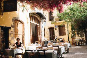 Restauracja Grecja