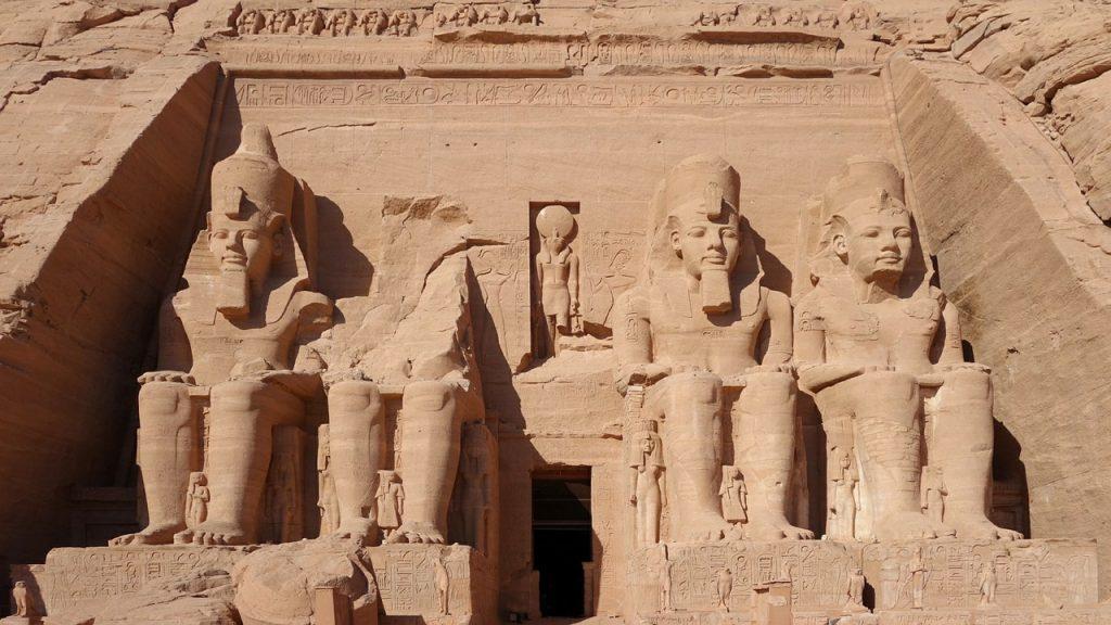 Świątynia Abu Simbel