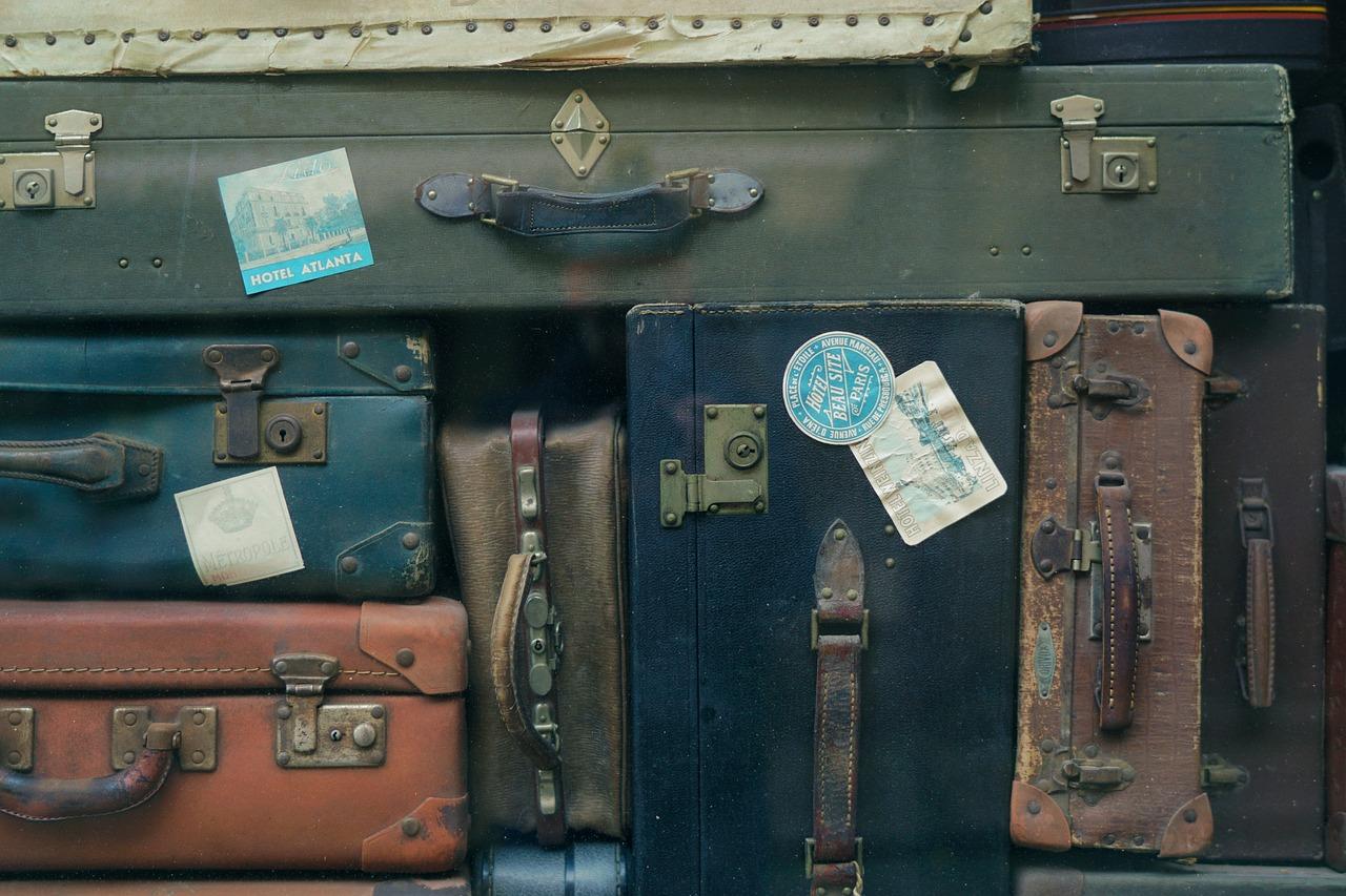 Wakacyjne walizki